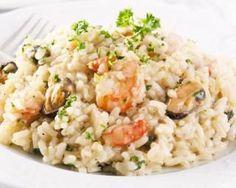 Risotto de fruits de mer au Thermomix : http://www.fourchette-et-bikini.fr/recettes/recettes-minceur/risotto-de-fruits-de-mer-au-thermomix.html