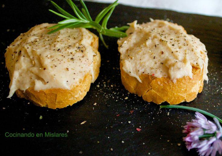 Cocinando en Mislares: BRANDADA de TRUCHA