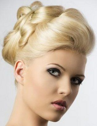 Here are some great short prom hairstyles for you to try out.