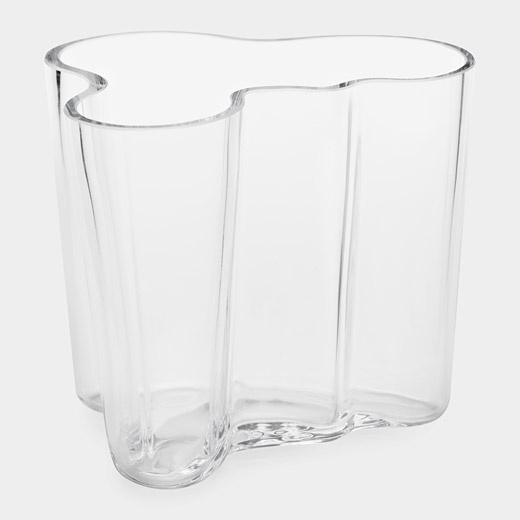 Clear Aalto Vase  Alvar Aalto, 1936