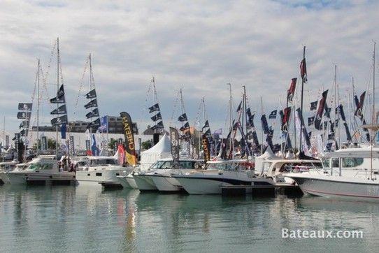 Les bateaux à moteur à ne pas louper au Grand Pavois de La Rochelle