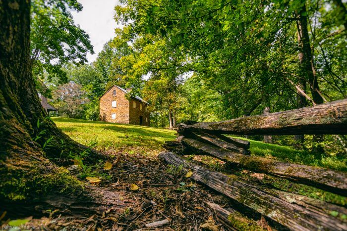 Oconee Station State Historic Site is only a few miles off the Cherokee Foothills Scenic Byway. This place is definitely worthy of a stop. You'll find it at 500 Oconee Station Rd, Walhalla, SC 29691.