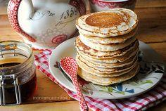 Pancake light senza uova e senza latte