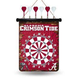 Alabama Crimson Tide NCAA Magnetic Dart Board