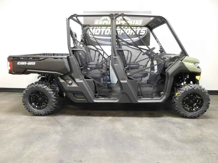 New 2017 Can-Am Defender MAX DPS HD8 ATVs For Sale in Tennessee. 2017 Can-Am Defender MAX DPS HD8, For special internet pricing, contact Hayden at 423.839.3370 or 2017 Can-Am® Defender MAX DPS HD8 CONTROL AND COMFORT WITH ROOM FOR 6 Take control with the Defender MAX DPS that features comfortable Dynamic Power Steering (DPS), lightweight wheels and tires, adaptable storage, Visco Lok QE and more to make your job easier. Features may include: HEAVY-DUTY ROTAX V-TWIN ENGINES The Defender MAX…