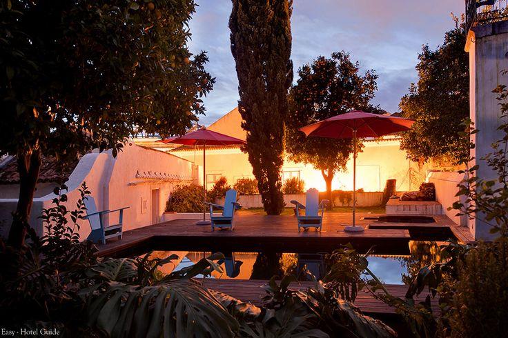 Palacio Belmonte, Lisbon, Portugal. Easy Hotel Guide #swimingpool #hotel #easyhotelguide #hospitality #hotelguide #travel #portugal #lisbon #palace #design #architecture #contemporary #history #sustainable