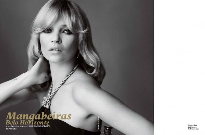Vogue Brasil ♡ Kate Moss « Z Fashion Blog: To Vogue, Vogue Brazil, Fashion Blog, Kate Moss