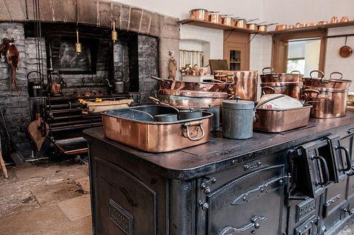 Kitchen, Saltram House