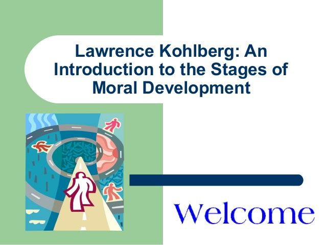 Lawrence kohlberg's moral development theory