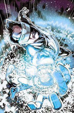 Kyle Rayner-White Lantern by Ethan van Sciver