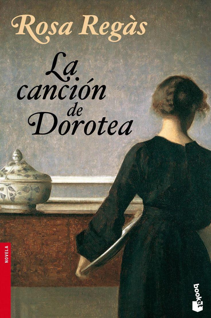 La canción de Dorotea (2001), Rosa Regàs.  Aurelia Fontana, profesora universitaria en Madrid, se ve obligada a buscar a alguien que cuide de su padre enfermo, postrado en una casa de campo. Adelita parece la persona indicada; y una vez ganada la confianza de Aurelia, sigue como guarda de la casa al fallecer el anciano.
