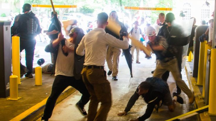 Neo-Nazi Just Got Charlottesville Cops To Issue Arrest Warrant For Black Beating Victim
