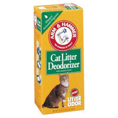 ARM & HAMMER Cat Litter Deodorizer (Set of 12)