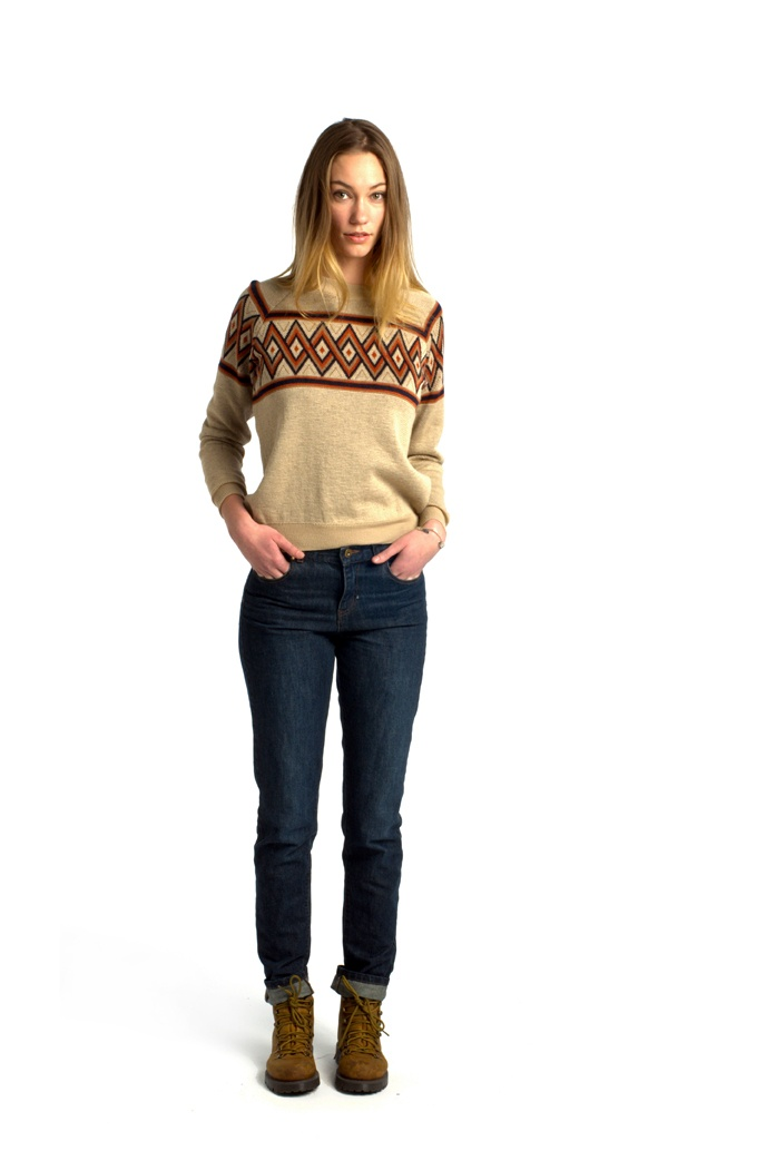 CHALET SWEATER by Lifetime Collective - $154.00