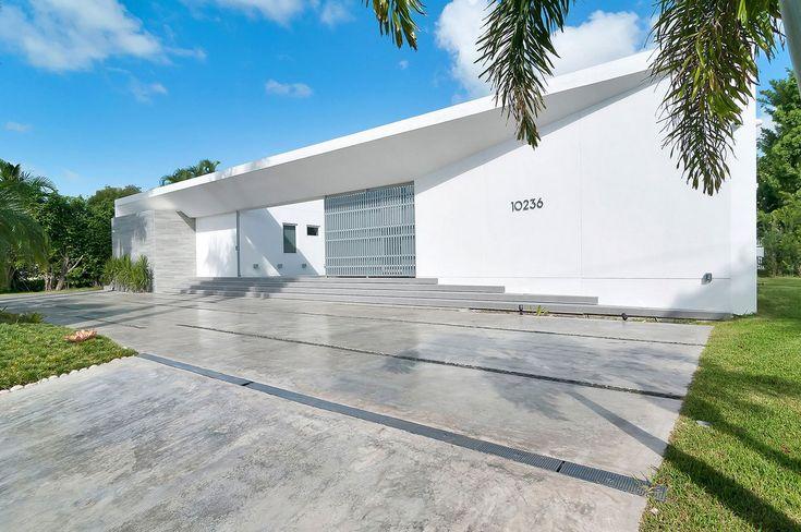 One d+b Miami, особняки в Майами, обзоры домов в Майами, частный дома Флорида…