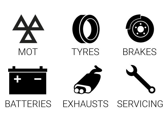 Checkpoint Warminster offers a range of services from MOTs, tyres, brakes, batteries, exhausts and servicing in Wiltshire
