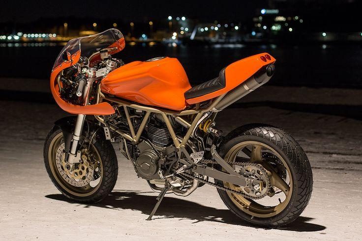 Ducati 750SS byMOD Moto