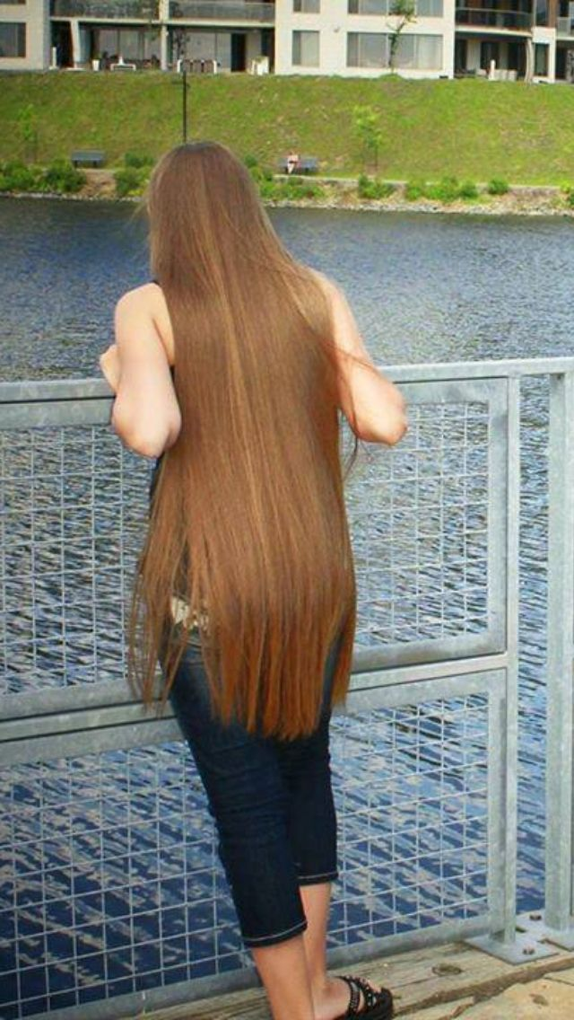 350 Best Magnificent Very Long Hair Images On Pinterest -3485