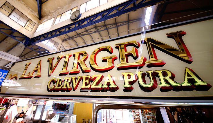 ROTULACION A MANO | Restaurante Colores de México en Planetocio, Villalba (Madrid, Spain)