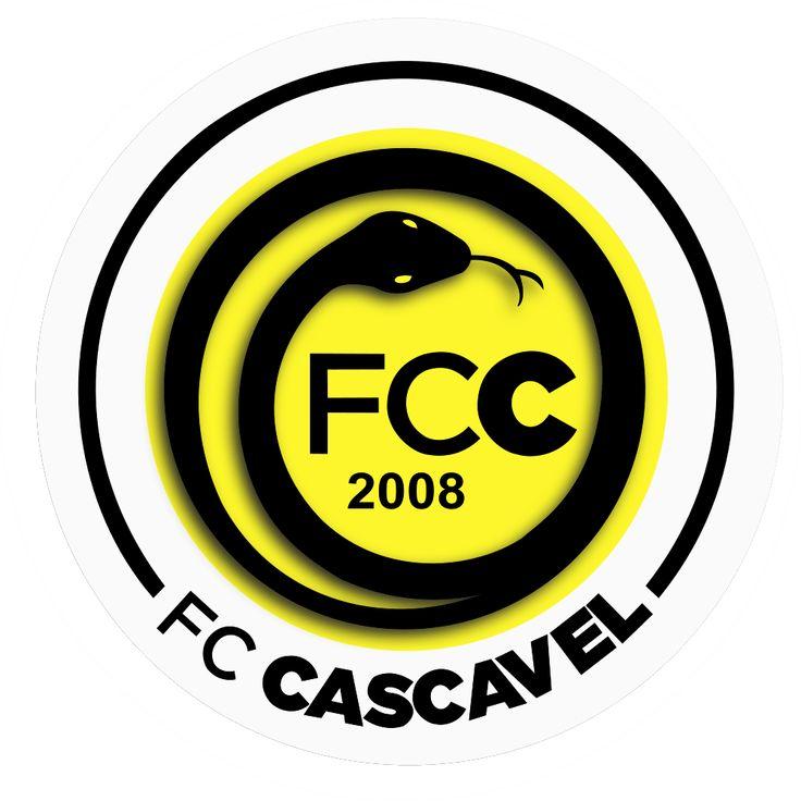 Futebol Clube Cascavel - Cascavel-PR em 2020 | Escudos de ...
