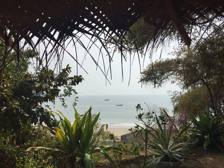 Patnem Beach, Süd-Goa, Indien