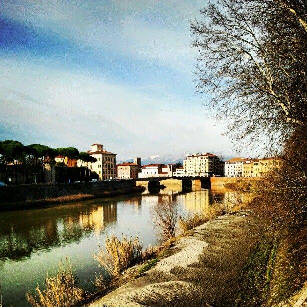 Pisa nel Pisa, Toscana