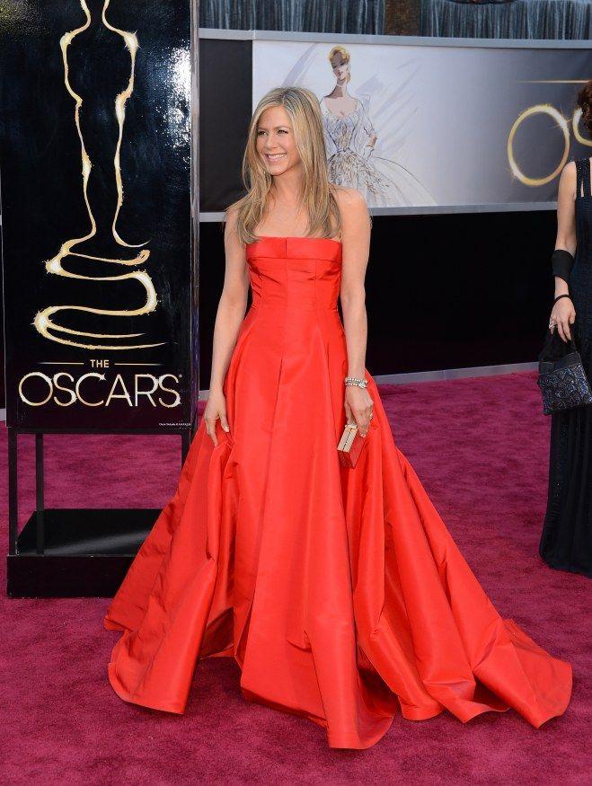 Jennifer Aniston (Oscars 2013)