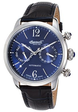 #SAVE 67% Off Ingersoll Men's Limited Ed. Outlaw Automatic WAS:$450 NOW$149.99 http://goo.gl/NJI796