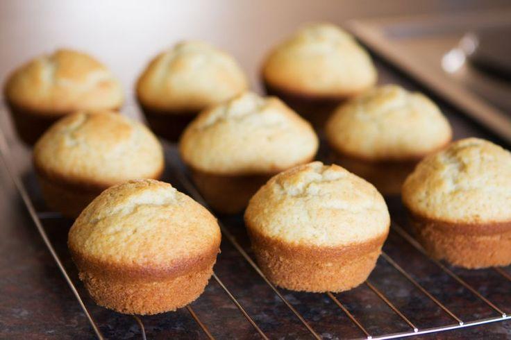 Briose cu vanilie - www.Foodstory.ro