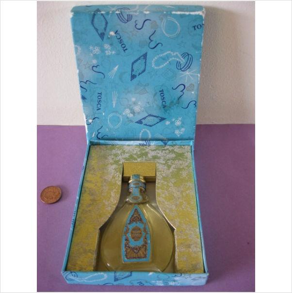 """Vintage box of 4711 Tosca Eau de cologne """"full"""""""