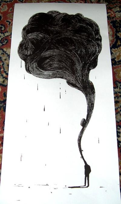 Les 25 meilleures id es de la cat gorie dessin triste sur pinterest nose drawing tutorial - Dessins triste ...