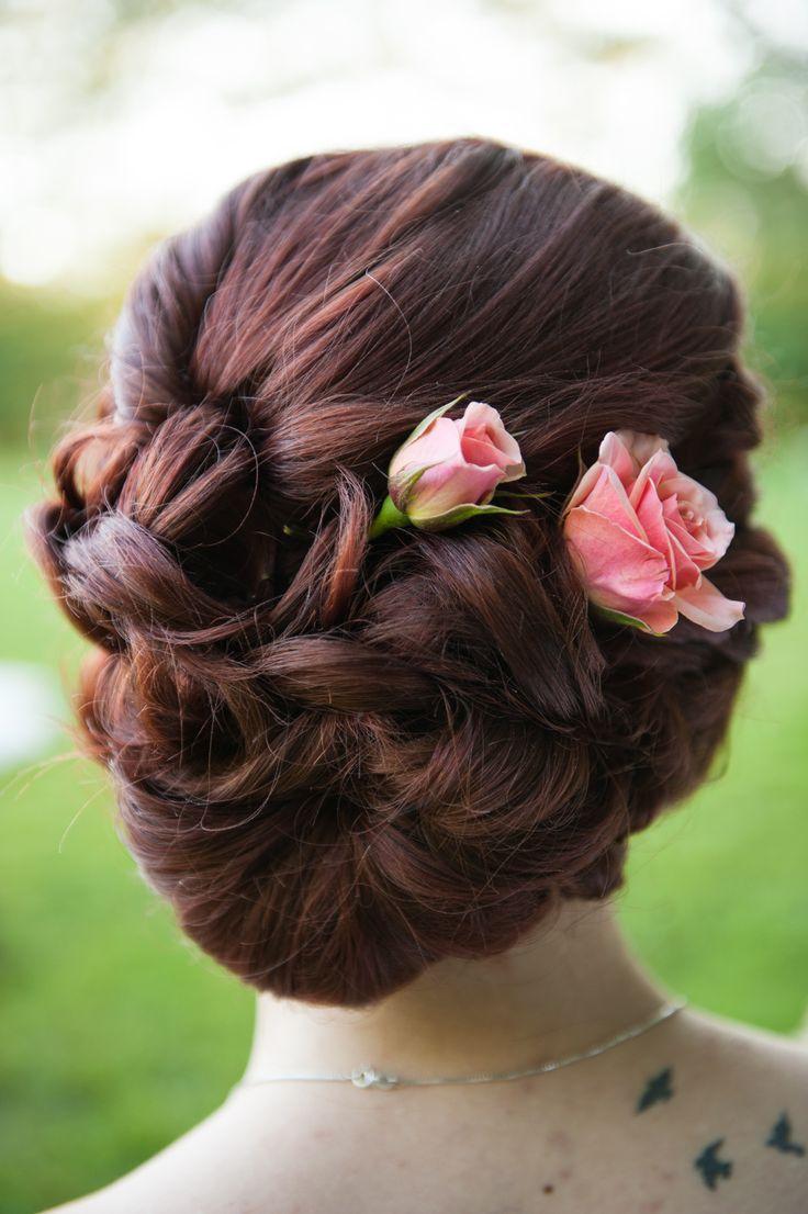 Best 25 Vintage Wedding Hairstyles Ideas On Pinterest: Best 25+ Bridal Chignon Ideas On Pinterest
