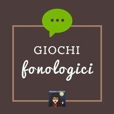All'inizio di quest'anno ho raccolto una serie di giochi per lo sviluppo della competenza fonologica e matafonologica , per avere sempre a...