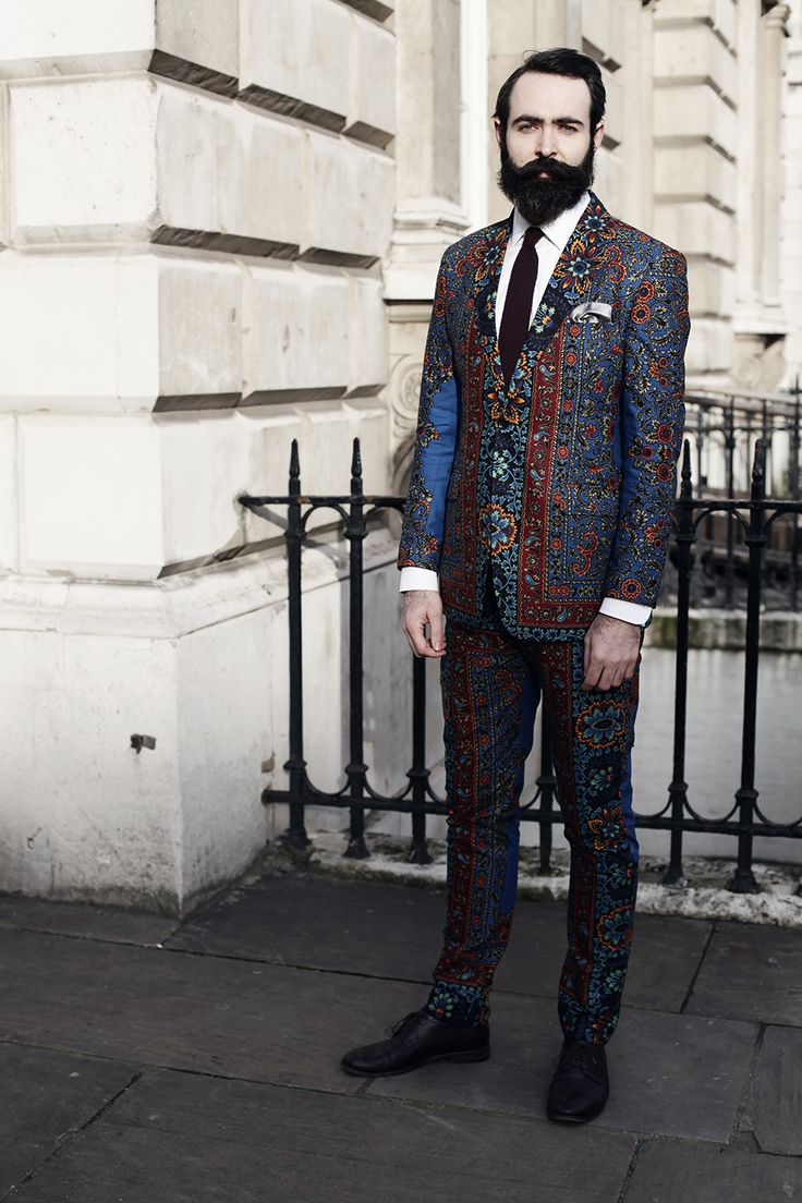 baroque inspired fashion men - photo #30