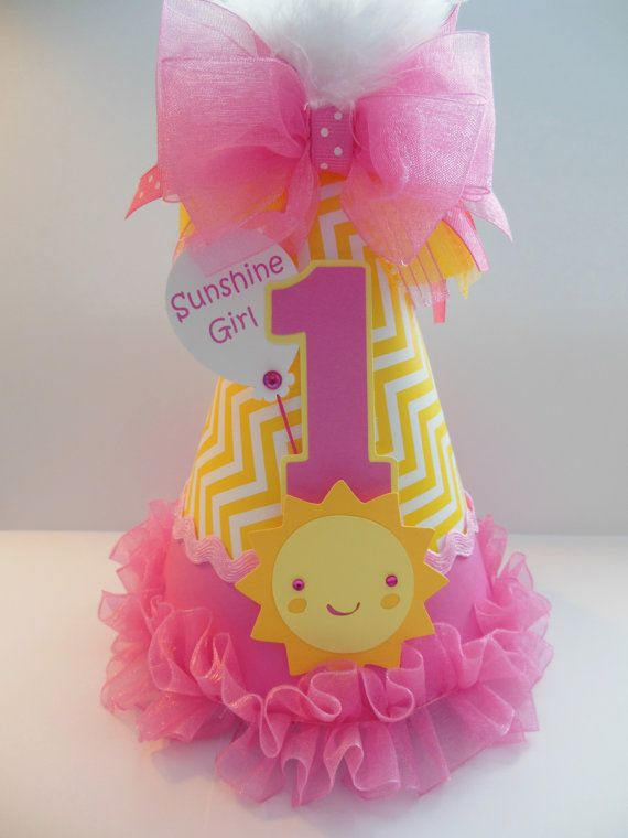 Pretty in Candy Pink Sunshine Girl  Candy by SandysSpecialtyShop, $20.00