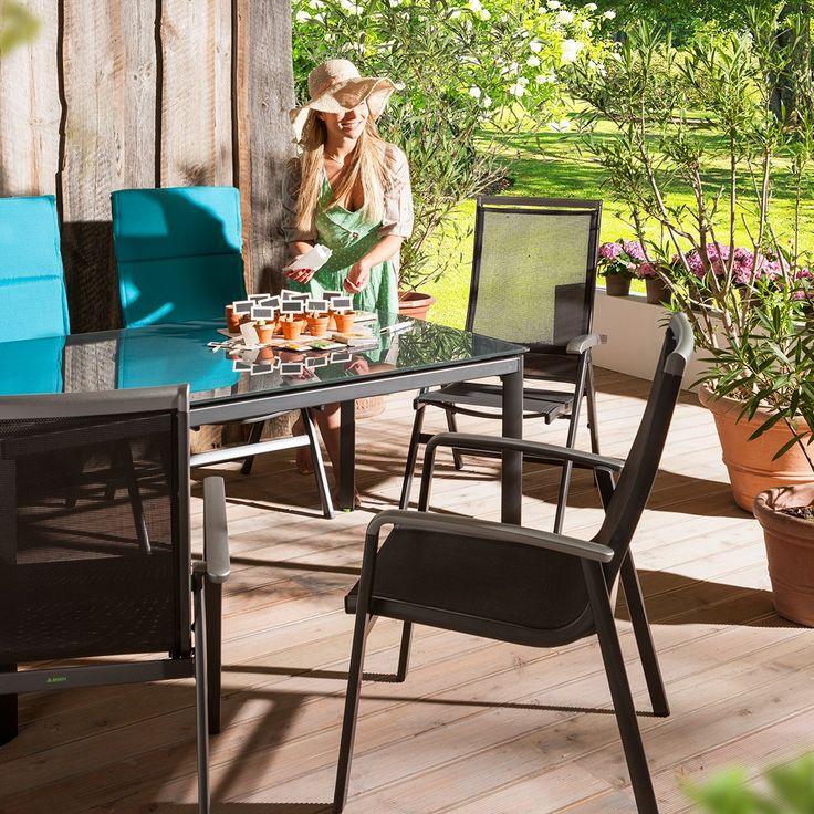 56 best OUTLIV Gartenmöbel - Garten-und-Freizeitde images on - garten loungemobel anthrazit