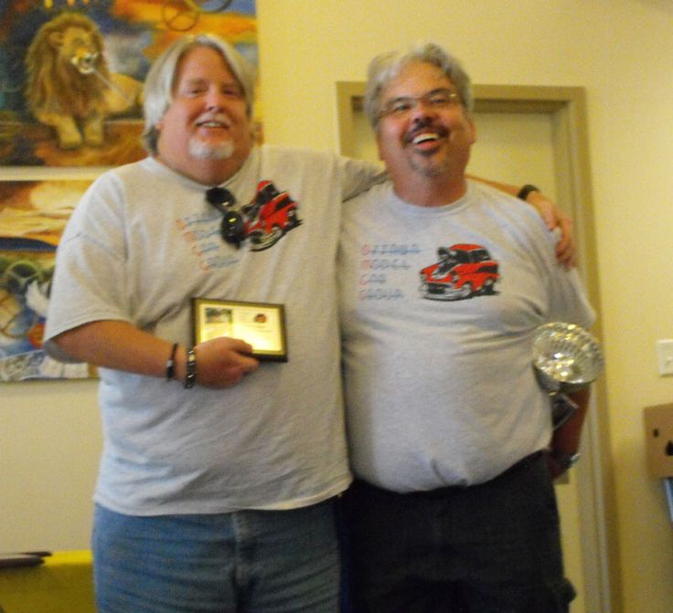 David Beamish, Gary Gillis Award Winner