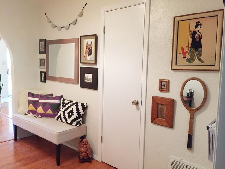 Apartment Therapy Foyer : Best images about organized entryways on pinterest