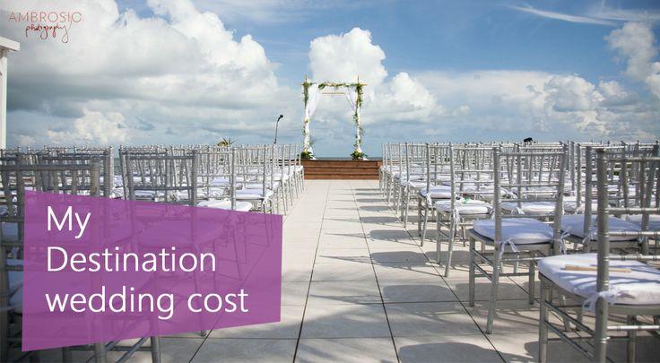 My Destination wedding cost at The Key Largo Lighthouse Florida wedding venue