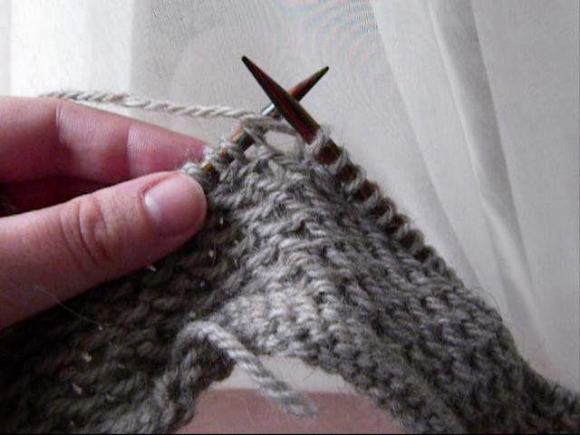 Le tricot continental à ma façon. Comment tricoter à l'endroit et à l'envers en tenant le fil dans la main gauche, c'est à dire à la méthode...