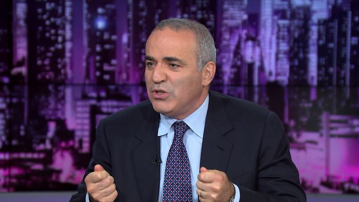 Kasparov: Anti-Gay laws a natural progression of Putin's regime