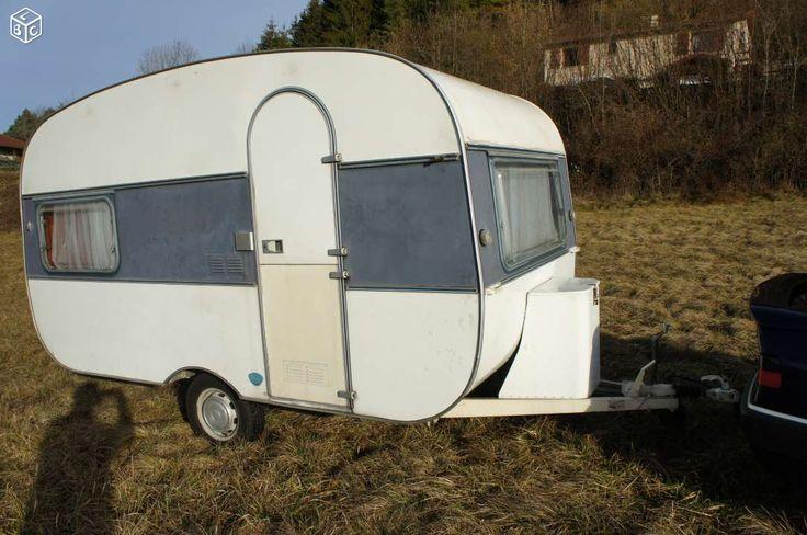 caravane adria caravanes camping cars vintages pinterest caravane adria et caravane. Black Bedroom Furniture Sets. Home Design Ideas