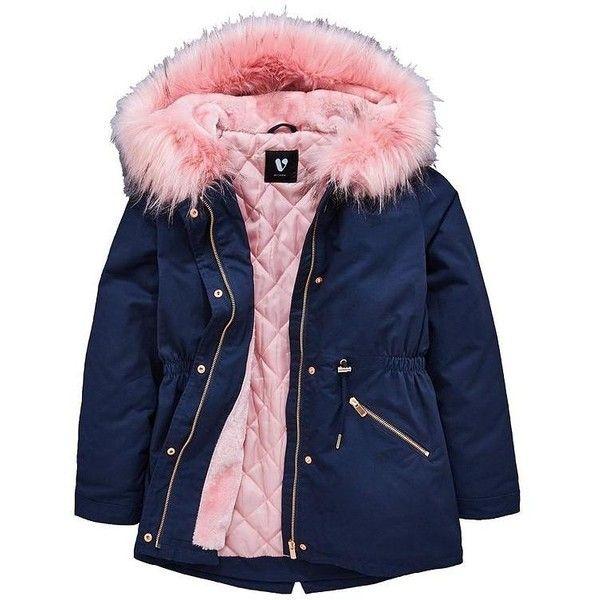 The 25  best Fur hooded parka ideas on Pinterest | Green parka ...