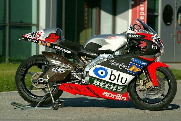 Aprilia rs250 2s Harada   GP bikes   Pinterest