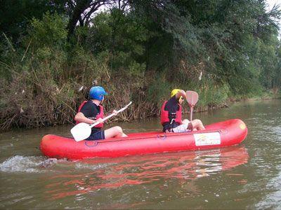 Hadeda Creek River Rafting