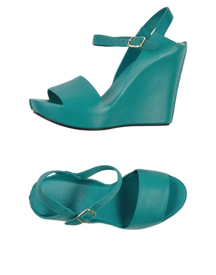 Roberto Del Carlo Women Sandals on YOOX. The best online selection of  Sandals Roberto Del Carlo. YOOX exclusive items of Italian and  international designers ...