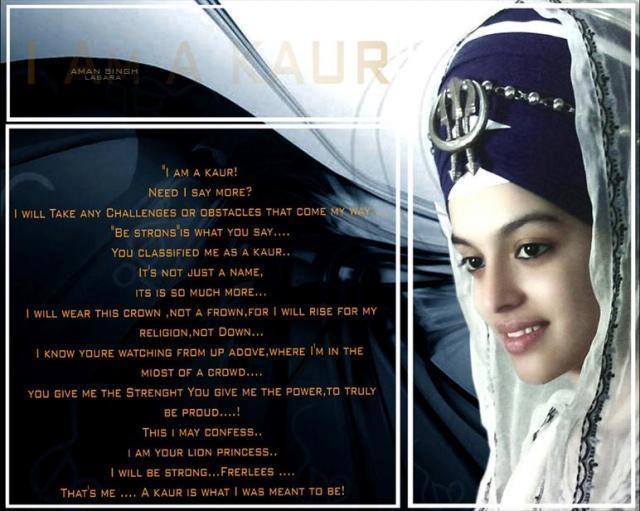 Kaur = Princess