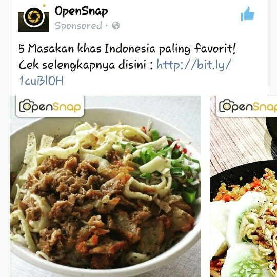 One of best Indonesian Food from Kalimantan!