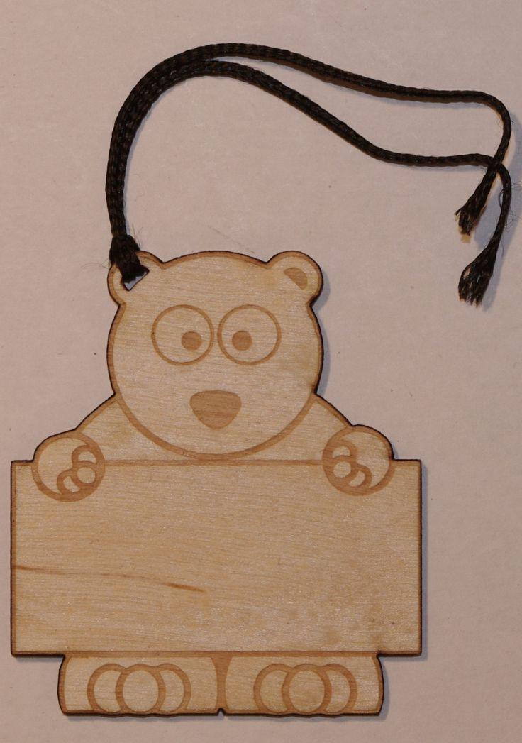 Polar Bear Gift Tag