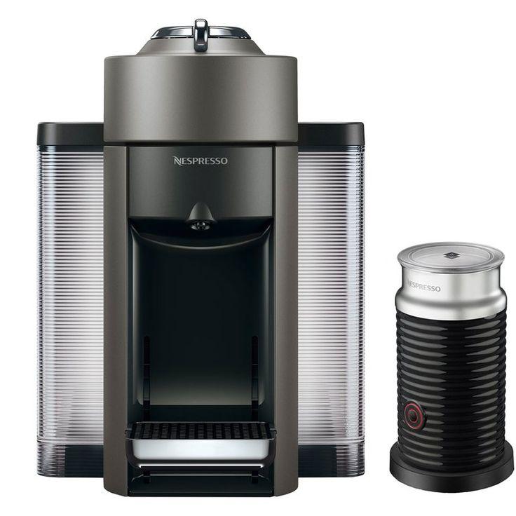 Farmhouse EspressoMachines ENV135TAE Nespresso Vertuo